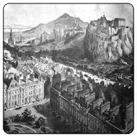 Prints of Old Edinburgh